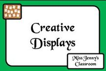 Displays / A collection of photographs showing the weird, wacky and wonderful world of library and bulletin board displays