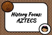 History: Aztecs / Everything I can find about the Aztecs