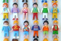 For the kids : playmobil / by Josiane Grootjans