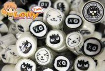 Bad Badtz-Maru Handmade Candy by LollyTalk; Premium Edition / Bad Badtz-Maru XO handmade lollies. Handcrafted by LollyTalk, licensed by Sanrio.