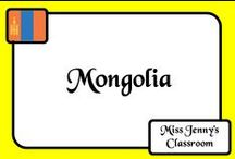 Country: Mongolia / A board dedicated to the life, people and cultural history of the people from Mongolia.