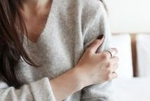 Lazy Days / Soft and nice colour, coffee, easy and cool outfits,, this is how I might imagine every lazy days....