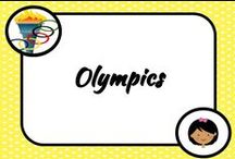 Olympics / Ideas for teaching about the Olympic Games in the classroom.