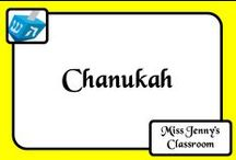 Event: Chanukah / Ideas, activities and information that can be used to teach children about the Jewish celebration of Chanukah (also known as Hanukah / Hanukkah)