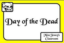 Event: Day of the Dead / Information, ideas and activities to learn about the Spanish Day of the Dead