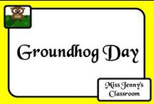 Celebration: Groundhog Day / Ideas, activities and information to teach about Groundhog Day in the classroom.