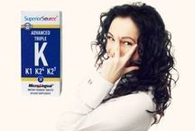Vitamin K MicroLingual® Superior Source Vitamins / Our Instant Dissolve MicroLingual® Tablets go to work fast, under the tongue. Vitamin K supports normal blood clotting and the formation of prothrombin.