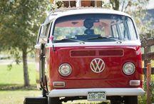 Volkswagen T1 / Oldtimer
