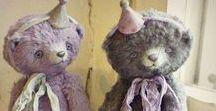 Teddy bear pattern. Teddy bear and his friends / мишки тедди своими руками выкройки