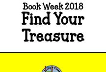 Book Week 2018: Find Your Treasure / Ideas and information and of course the books! Book Week 2018 - Find Your Treasure.