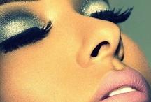 Make-up. / by Stephanie Rego