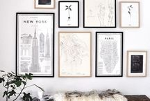 Home design inspiration / by Madeline Welland