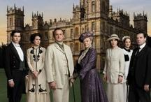 Downton Abbey / Rich aristocrats .... love, love, love them.
