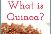 Quinoa- the most versatile ingredient in the kitchen / The culinary possibilities are endless when cooking with Quinoa-  I would be honored if you wanted to share your favorite Quinoa pins with me and on this board.  Just send me a comment with @grillingmontana and I will send you an invite-