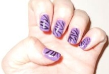 Rimmel HQ Nail Art / We got creative on our nails at Rimmel HQ this week and here are some of our favourite designs!