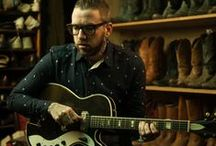 City and Colour (Dallas Green) / by Jacelynn Cortese