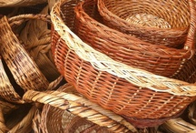 Baskets / Traditional containers