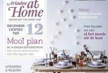 Ariadne at Home covers / covers Ariadne at Home