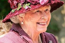 Queen and her hats / where does she store them all???