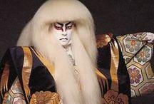 Kabuki / Japanese dance drama