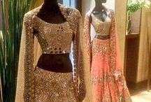 Indian Bridal Couture / A selection of Bridal Couture of India's most loved Fashion designers. Inspiring you on your way to selecting a wedding dress of your dream.