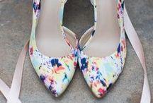 For the Love of Shoes / #shoes #stilettos #bridalshoes #pumps #designershoes