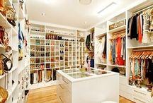 Dream Closets...