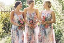 Brides best friends...
