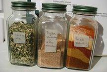 Seasoning blends
