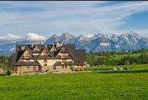 Pokoje w pensjonacie Silverton / Nasz pensjonat, hotel w Białce tatrzańskiej pokoje gościnne ich wystrój idealnie zawiązuje do całości pensjonatu