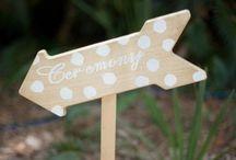 Polka Dot Wedding Inspiration