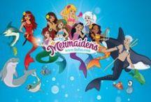 Fin Fun Mermaidens / Fin Fun Mermaidens - read their stories on FinFriends.com