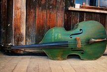 double bass, double love