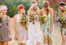 Wild Bohemian Wedding