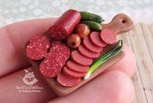 Miniatures: Food