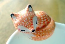 porcelaine froide-Animaux