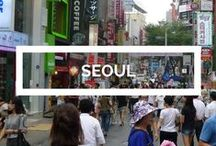 SEOUL, South Korea / Mostly Seoul but other wonderful places might show up