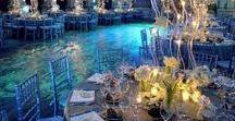 Fin Fun: Mermaid Wedding / Every mermaid needs a salt pirate! ;) Throw an epic mermaid bridal shower, bachelorette party, or a beautiful ocean themed wedding.
