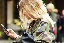 Hot trends - Military trend / Glossip seleziona i trend del momento e ti propone il makeup perfetto da abbinare!