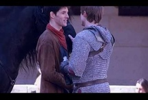 *Merlin* / Just finished series 5, AMAZING! SO sad there isn't going to be a series 6! / by Sarah Hunt