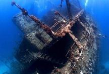 Shipwrecks / by Kimberely Butler ♥
