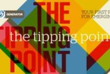 The Tipping Point / Your first point for emerging music.
