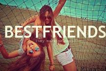 you and your best friend ( being crazy!) / Hey PLZ remember to keep this to you AND your best friend !!! (: thanks !!