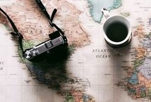 // travel / by Regina Moreno
