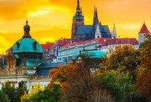 MY HOME MY COUNTRY / The wonderful country I come from ... the CZECH REPUBLIC! Enjoy its beauty!