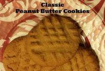 Deserts- Cookies, Brownies and Bar Cookies