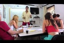 Clases de español / Spanish Classes / Aprendiendo español en la escuela / Learning Spanish at the School