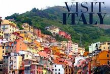 Italy Travel / One could spend a lifetime in Italy and never have enough. Jaw dropping views, delicious food, friendly people what's not to love about Italy?