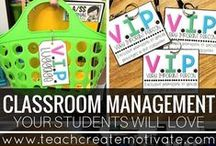 Classroom Management / Systems for managing an elementary classroom.