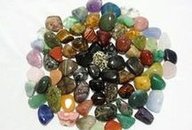 Crystals for the Journey / Tumbled gems - not just a pretty sparkle! Embrace their healing energies..